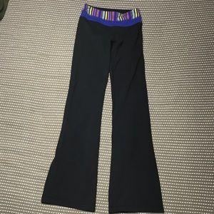Lululemon Groove Pant, 2, Good Condition, Black